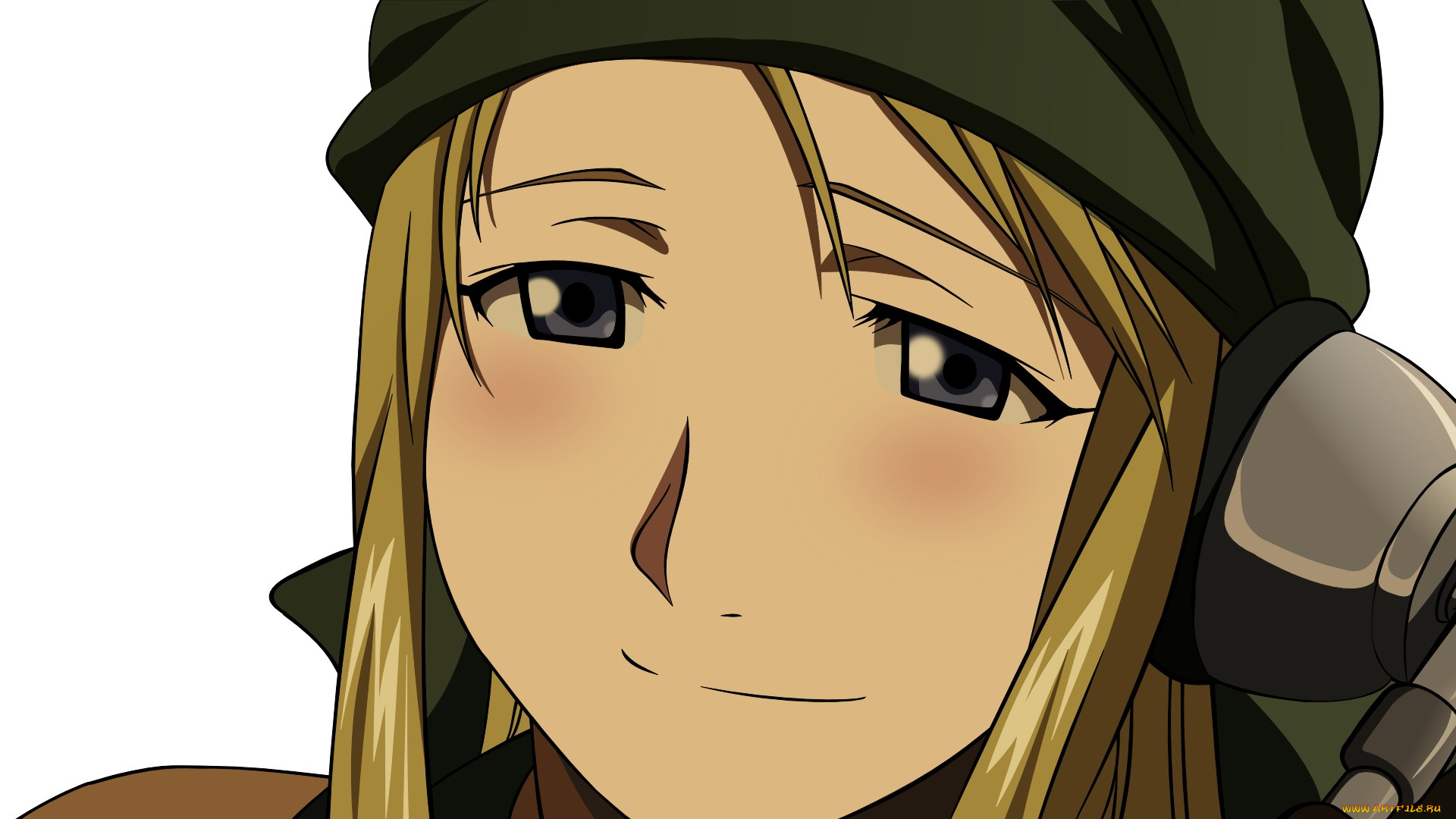 fullmetal alchemist, аниме, персонаж